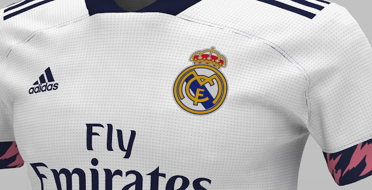 Concept Got Produced: How The Adidas Real Madrid 20 21 Home