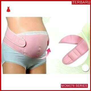 MOM077C9 Celana Hamil Cotton Lurus Strech Celanahamil Ibu Hamil