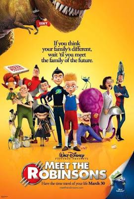 Meet the Robinsons (2007) ผจญภัยครอบครัวจอมเพี้ยน ฝ่าโลกอนาคต