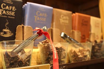 chocolat belge de qualité