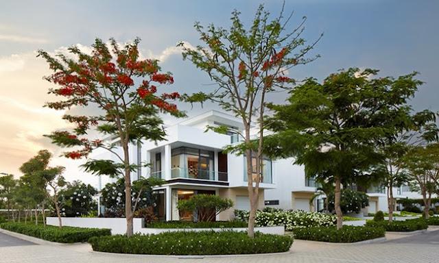 Biệt thự Vincity New Saigon - Biệt thự sinh thái tại khu Đông TPHCM