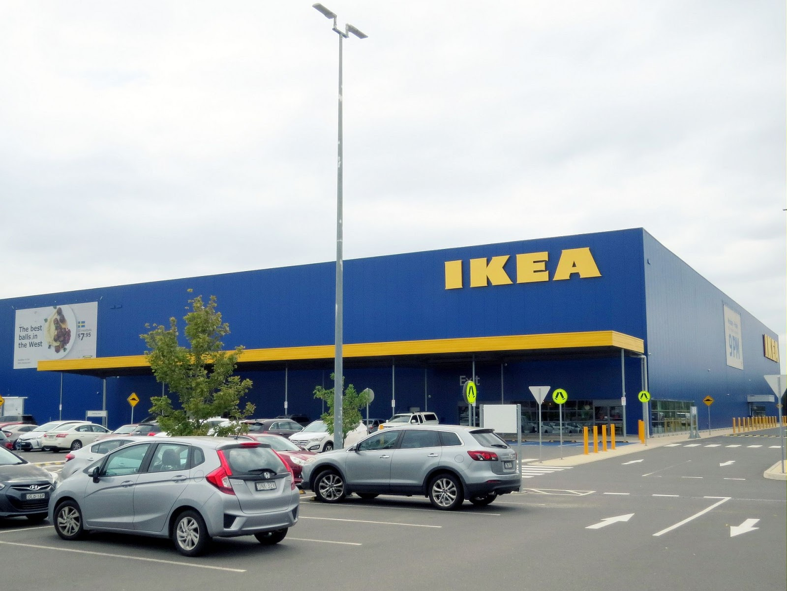 Surviving Ikea