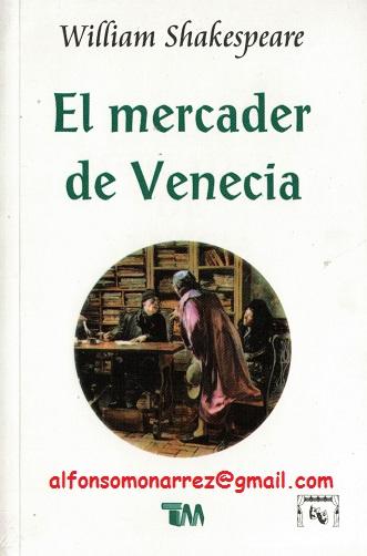 Libros el mercader de venecia for El mercader de venecia
