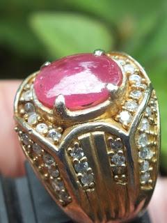 ruby corundum