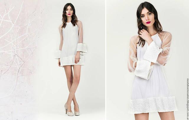 Moda vestidos de fiesta 2016 | Vestidos de fiesta Agogo. | Moda 2017.