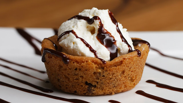 The Best Cheesecake Cookie Cups