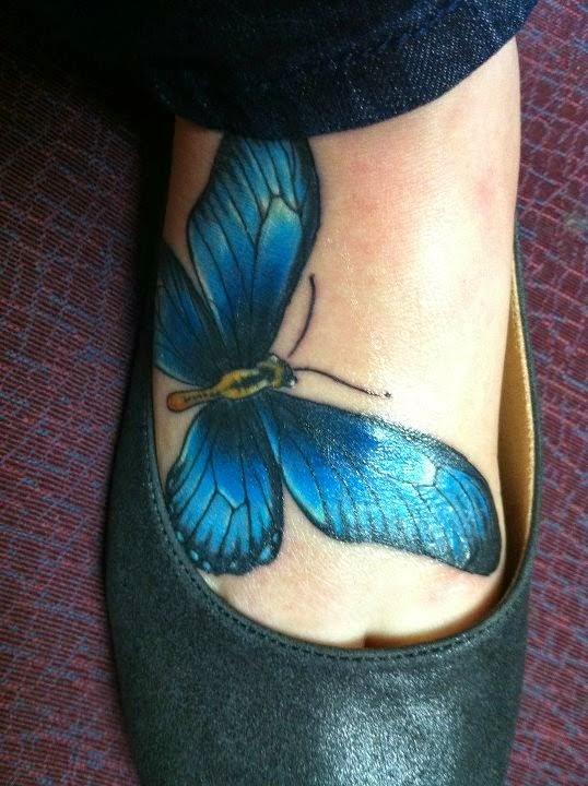 Tatuajes De Mariposas Y Su Significado Belagoria La Web De Los