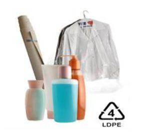sifat plastik LDPE dan contohnya
