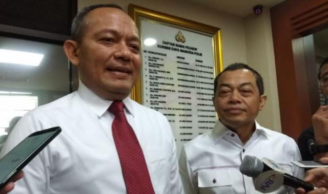 Polisi Ungkap Modus Pria Bernama Uus Penyusup HTI yang Sebarkan Bendera Tauhid