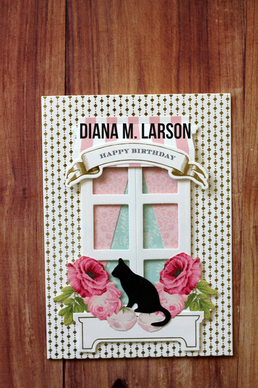 Diana's Birthday Giveaway and Random Acts of Kindness