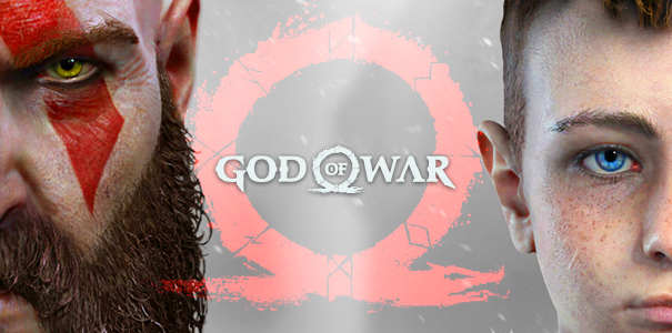 kratos god of war 4