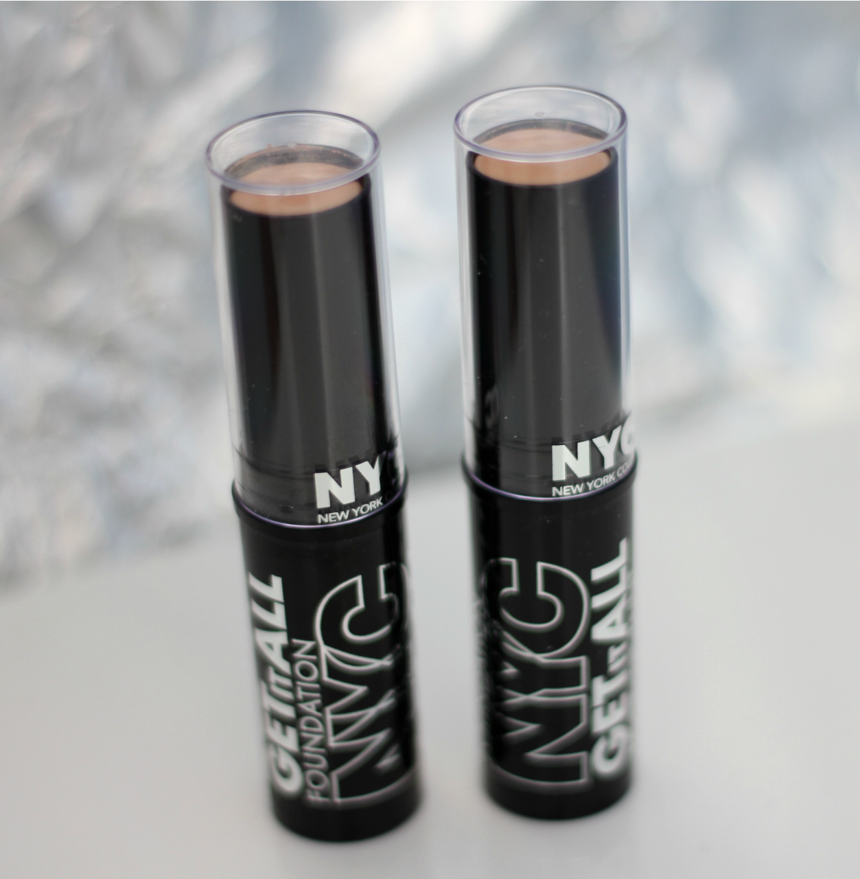 NYC New York Color Skin Matching Foundation reviews, photo