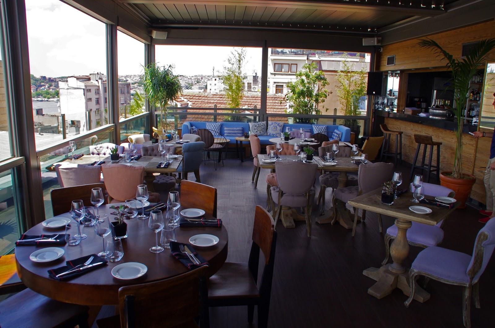 Vault Karaköy Rooftop Restaurant