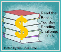 read the books you buy reading challenge 2016