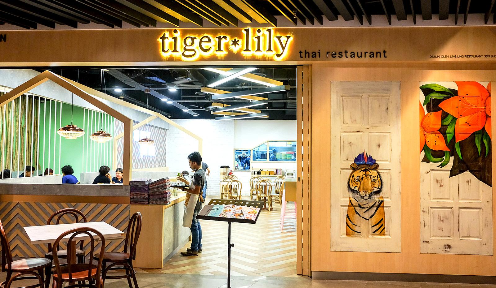 lily thai blog