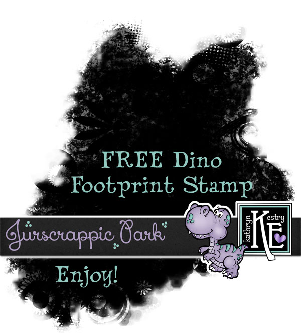 Ends Today! - Jurscrappic Park $1 Sets and a FREE Gift!