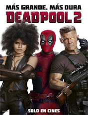 pelicula Deadpool 2 (2018)
