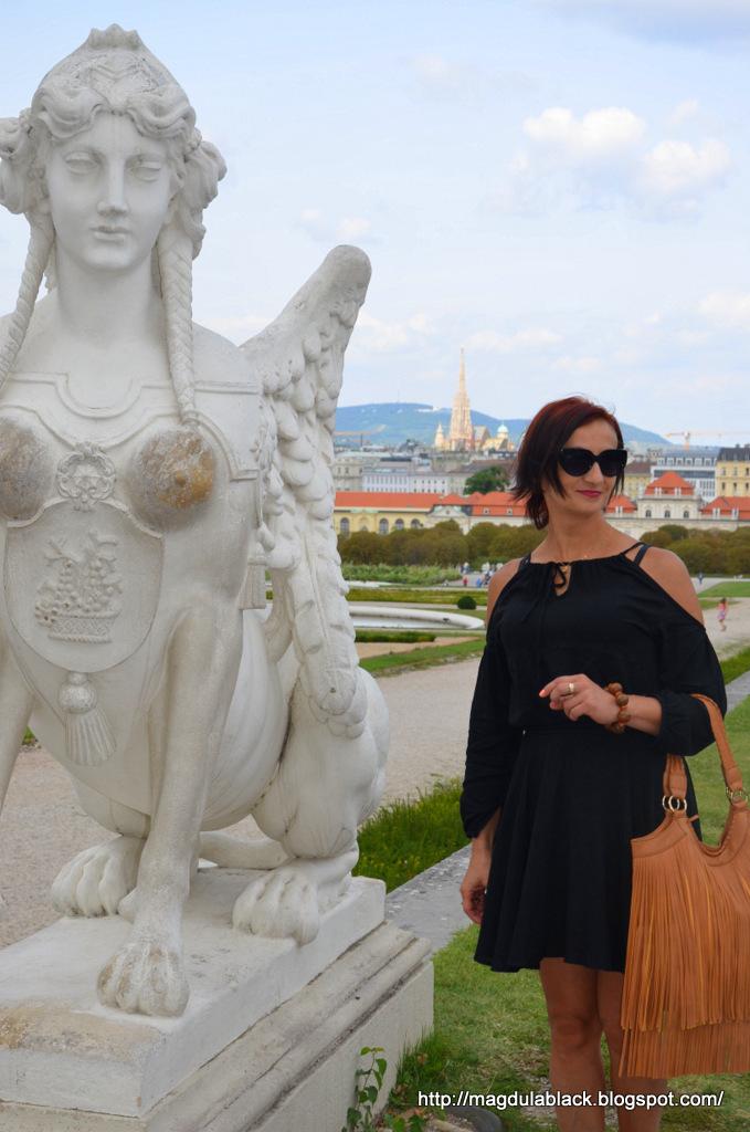 Wiedeń. Belweder, Parlament i inne atrakcje turystyczne stolicy Austrii.