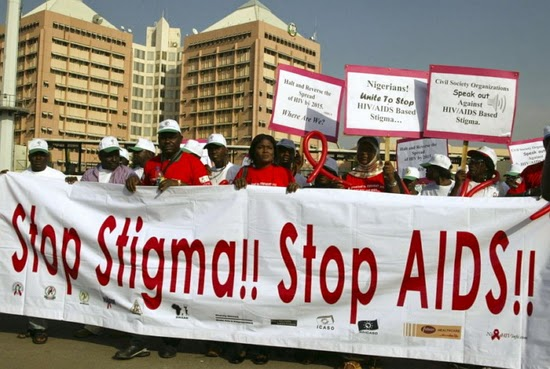 nigerians living with hiv