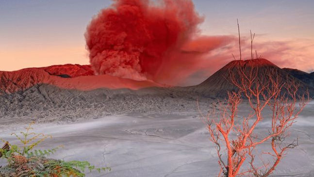 6. Mount Bromo, East Java, Indonesia - Top 10 Enigmatic Places
