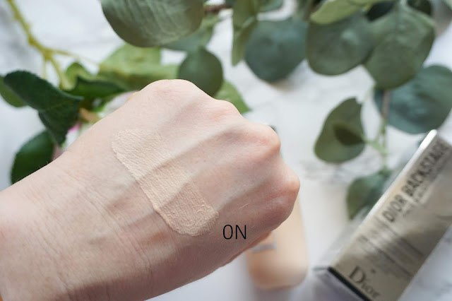 [Review] Dior - Backstage Foundation 0N