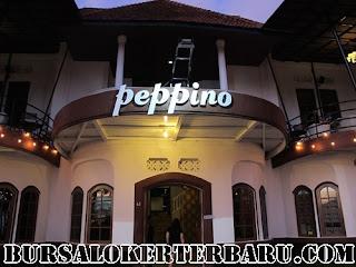Lowongan Kerja Peppino House - Manager & Supervisor/Waiter / Waitress / Partimer/Head Barista / Barista