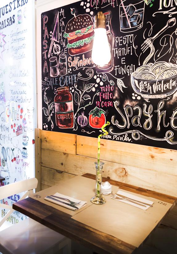 Il Cono y su deliciosa italian street food