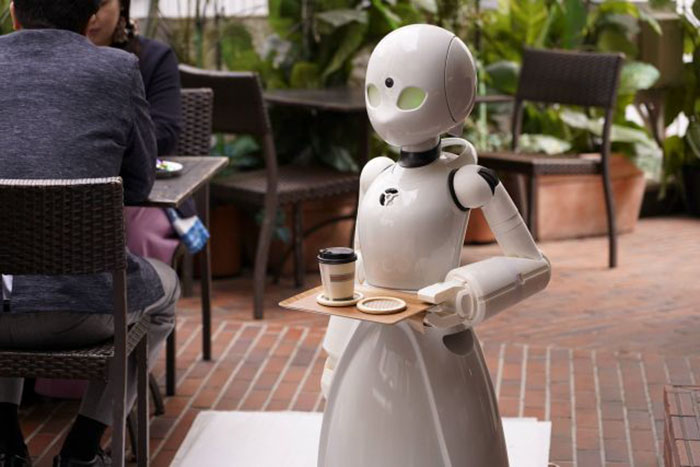 Japanese Cafe Used Technology To Employ Disabled People As Waiters