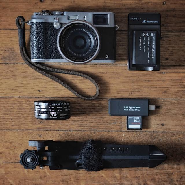 Fujifilm X100S Travel Kit