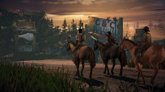 The Walking Dead A New Frontier screenshot 4