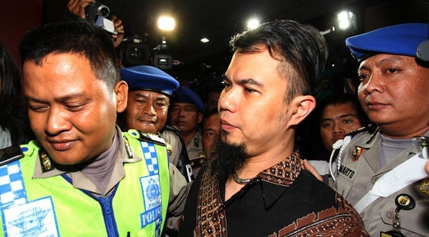 Ikut Rapat Bersama Rachmawati, Ahmad Dhani Menolak Dituduh Terlibat Makar