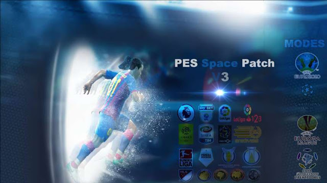 PES Space Patch Season 2017-18 PES 2013