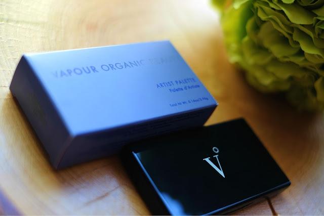 Review of Vapour Organic Beauty Artist Palettes