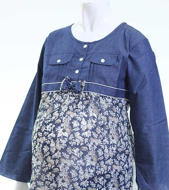 Model Baju Hamil Modis Terbaru