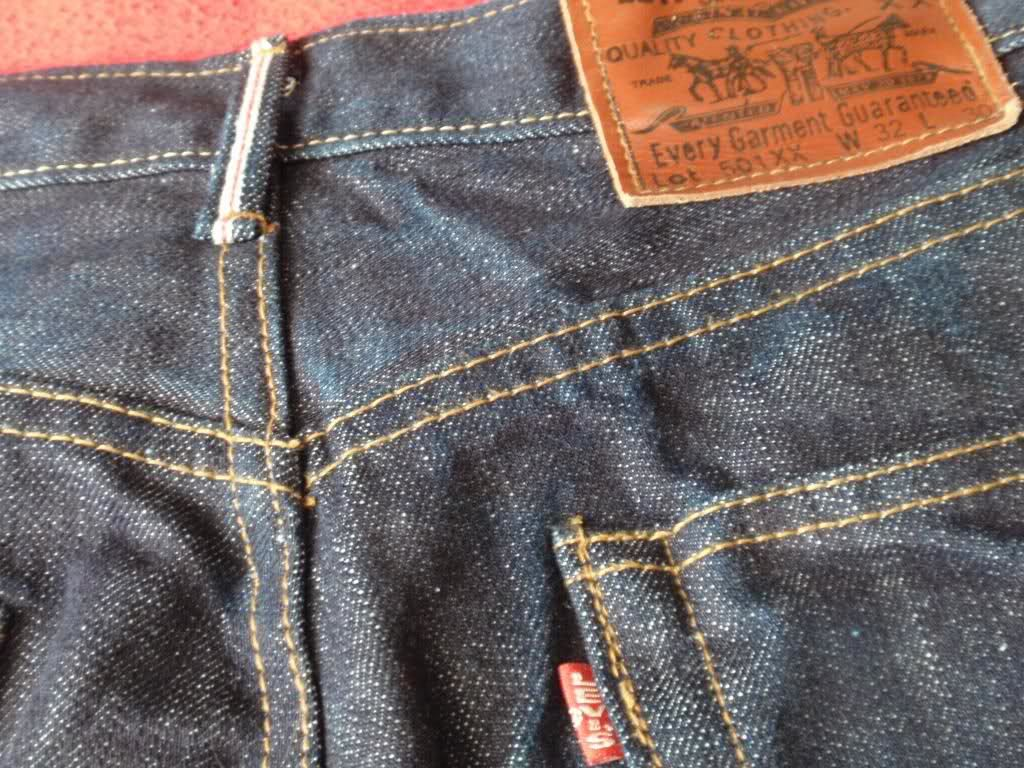 Loomstate Fake How To Spot Counterfeit Vintage Levi S 501