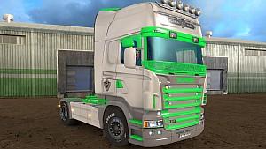 Scania RJL Nike skin
