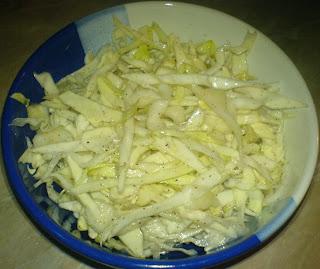 Salata de varza reteta,
