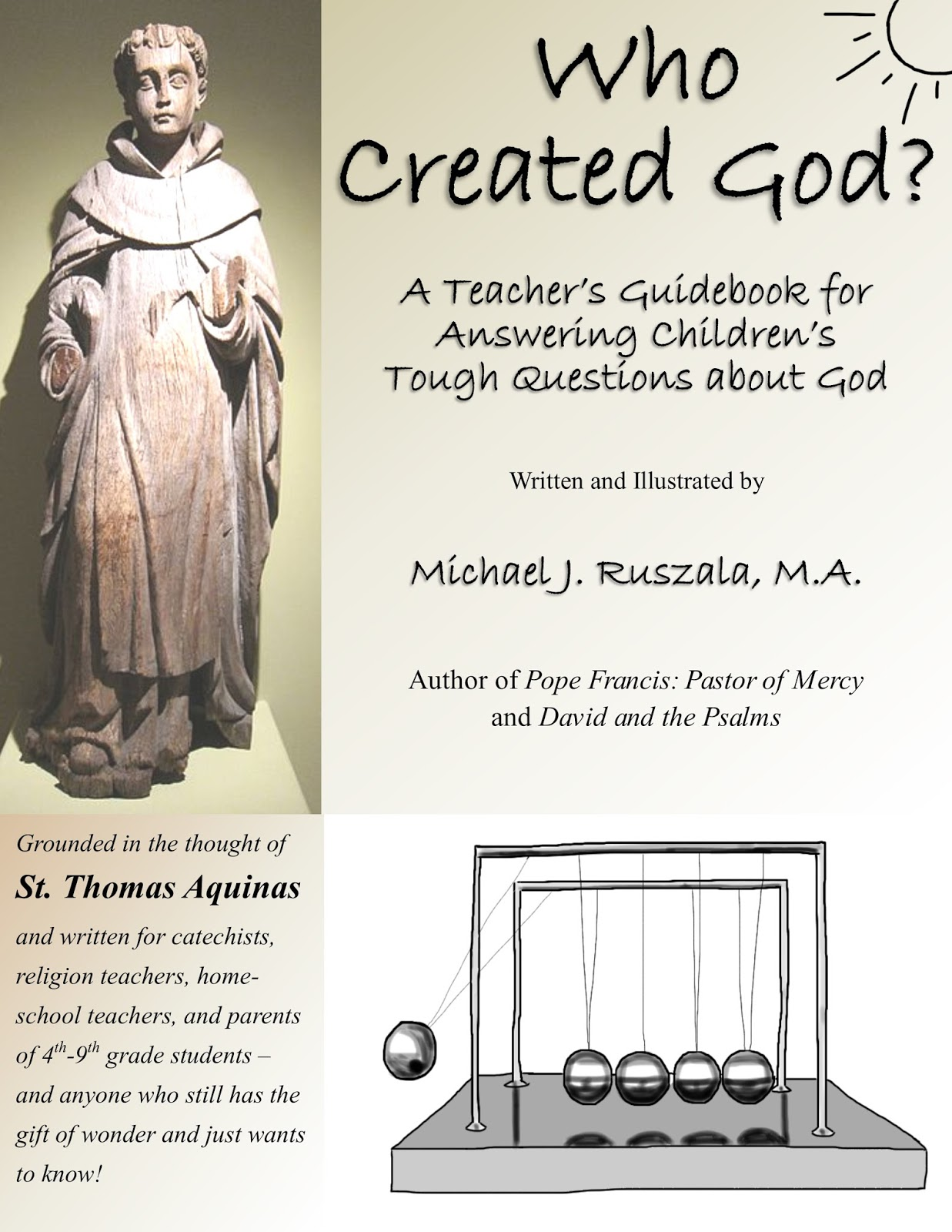 "Vox Clamans Publications, Book: ""Who Created God ..."