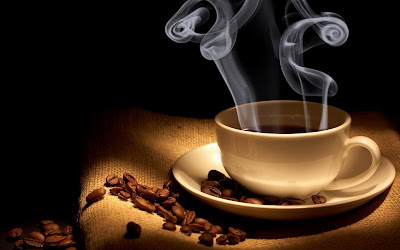 hot coffee widescreen hd wallpaper