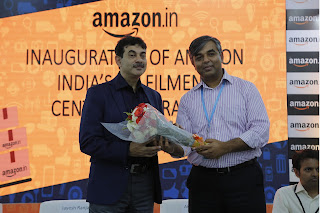 Amazon.in opens its Largest Fulfilment Centre in India