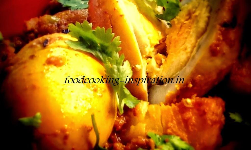 Haser Dimer Khasha - Duck Egg Dish