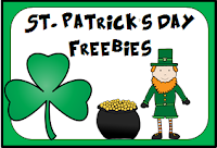 St Patrick's Day Freebies