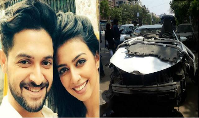 Anchor Sonika Chauhan Dies in a Car Accident