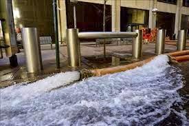 inundación inmueble