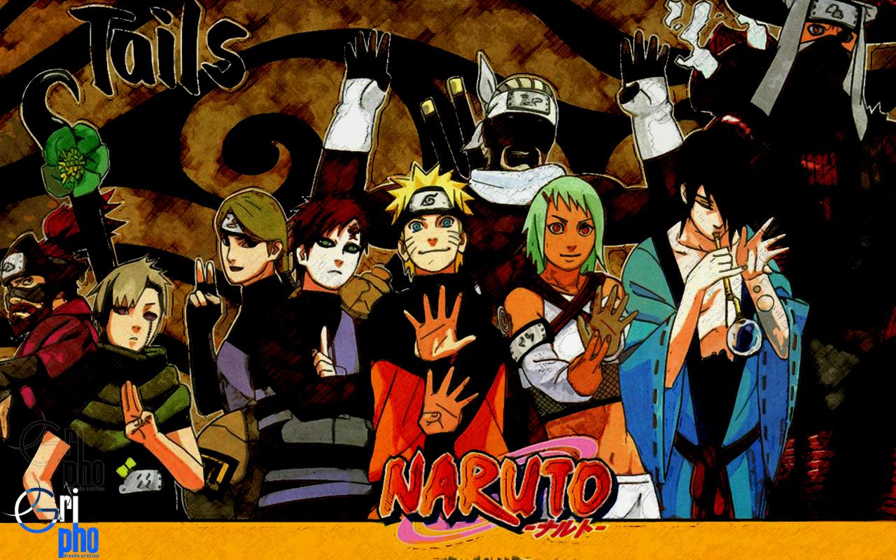 J - Start Anime: Naruto Shippuden