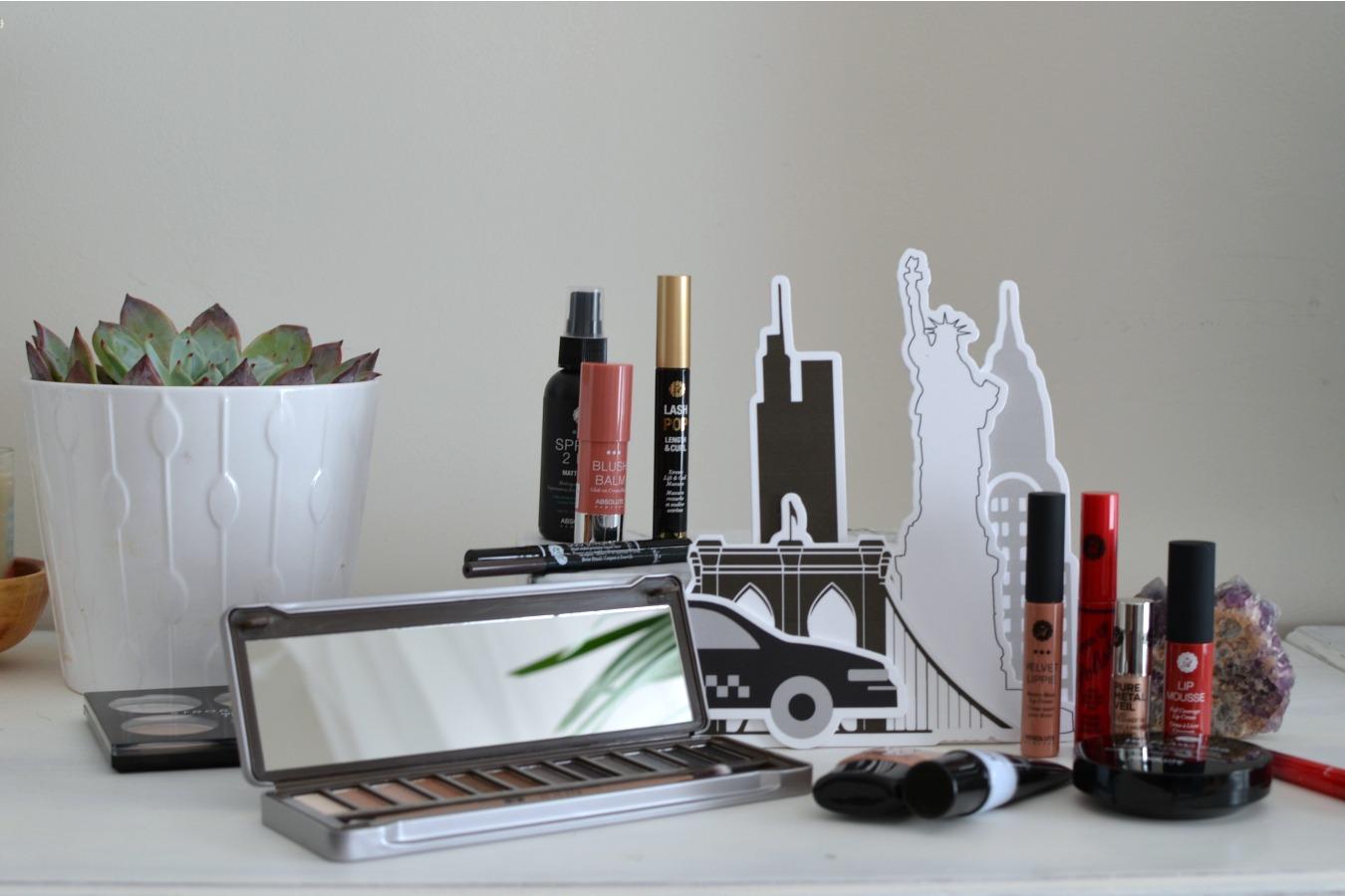 Absolute NY New York la marca de maquillaje acaba de aterrizar en España (y hay muchos productos que son clones de otros como Urban Decay, Missha, Too Faced...)