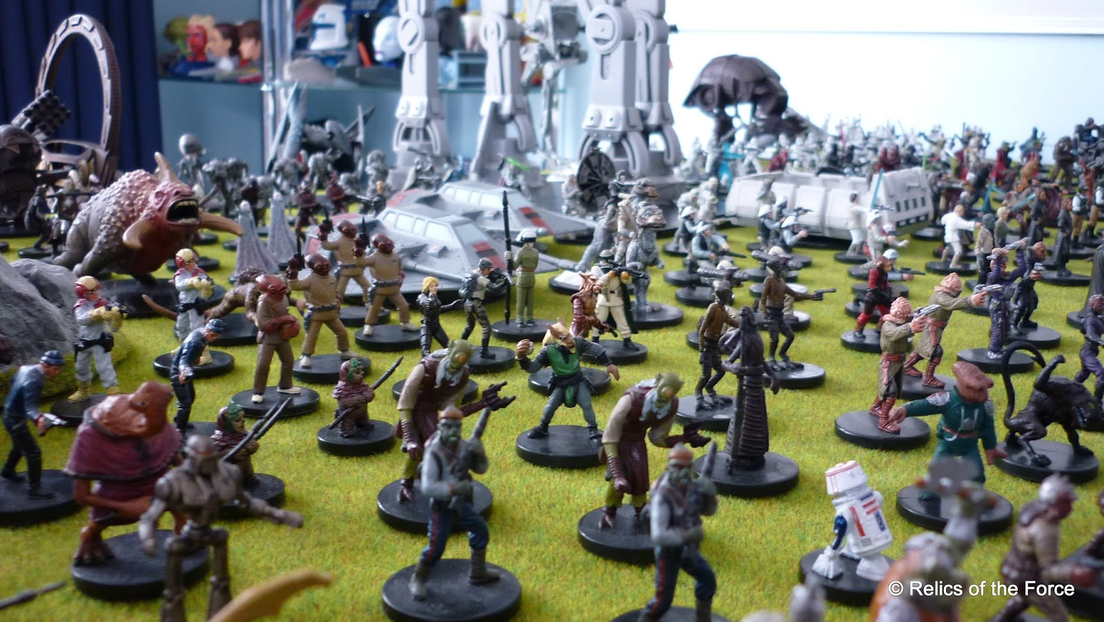 Relics of the Force: Future Wizards of the Coast Star Wars