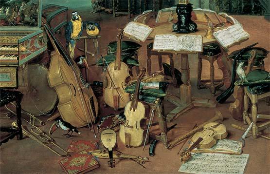 ¿por que música?: historia de la musica