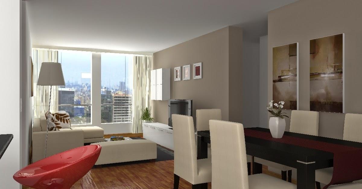 Ideas y consejos para decorar una sala de estar pequea