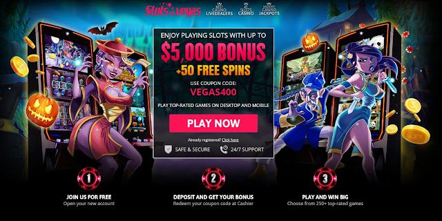 Casino bonus USA: Slots of Vegas USA Casino Bonus Codes